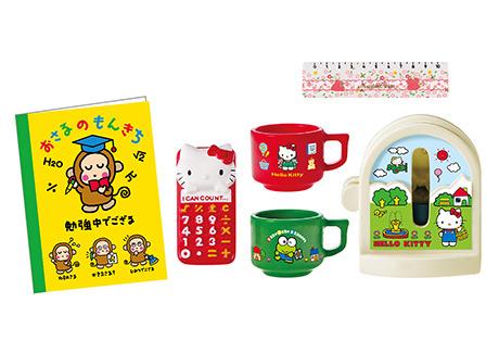 Re-Ment Miniature Sanrio Characters Mune Kyun Days # 8 Sanrio Puroland