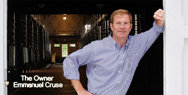 Emmanuel Cruse, Owner of Chateau d' Issan, Blason d' Issan, Margaux , 迪仙副牌, 三級莊, 三級莊副牌
