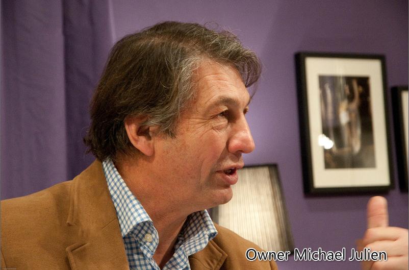 Owner Michael Julien