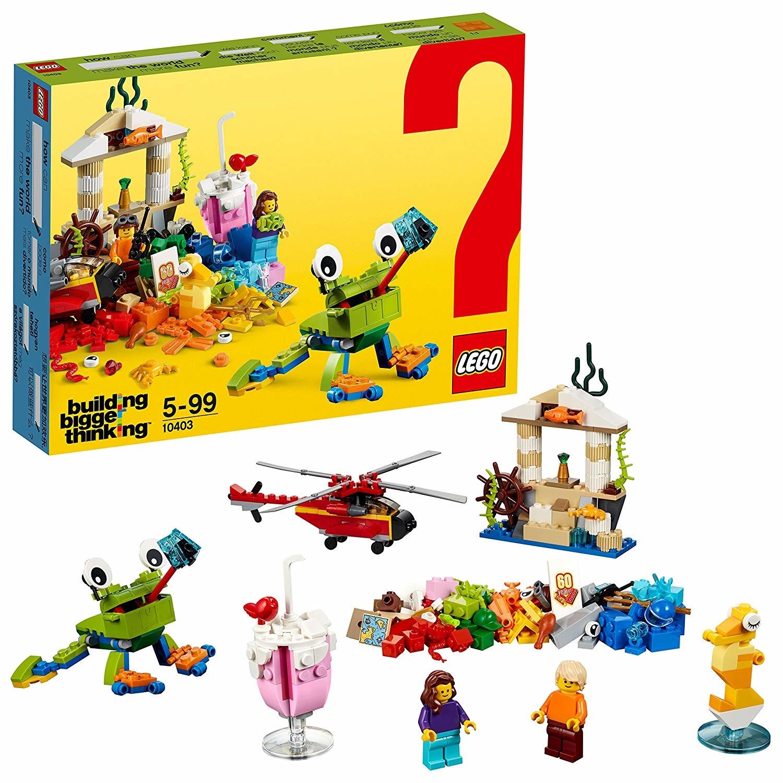 LEGO 經典系列 10403:樂趣的世界