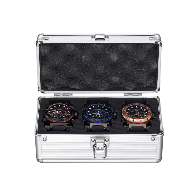 3 watch case (box only)