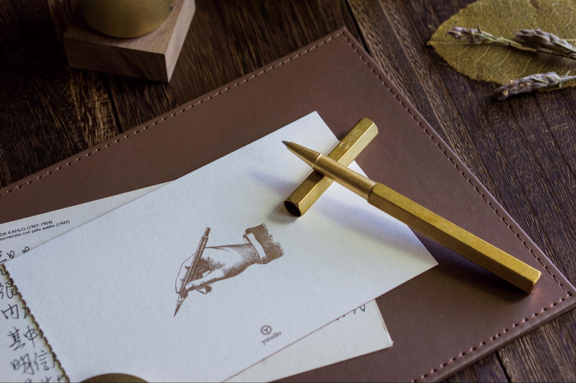 鋼珠筆品牌推薦