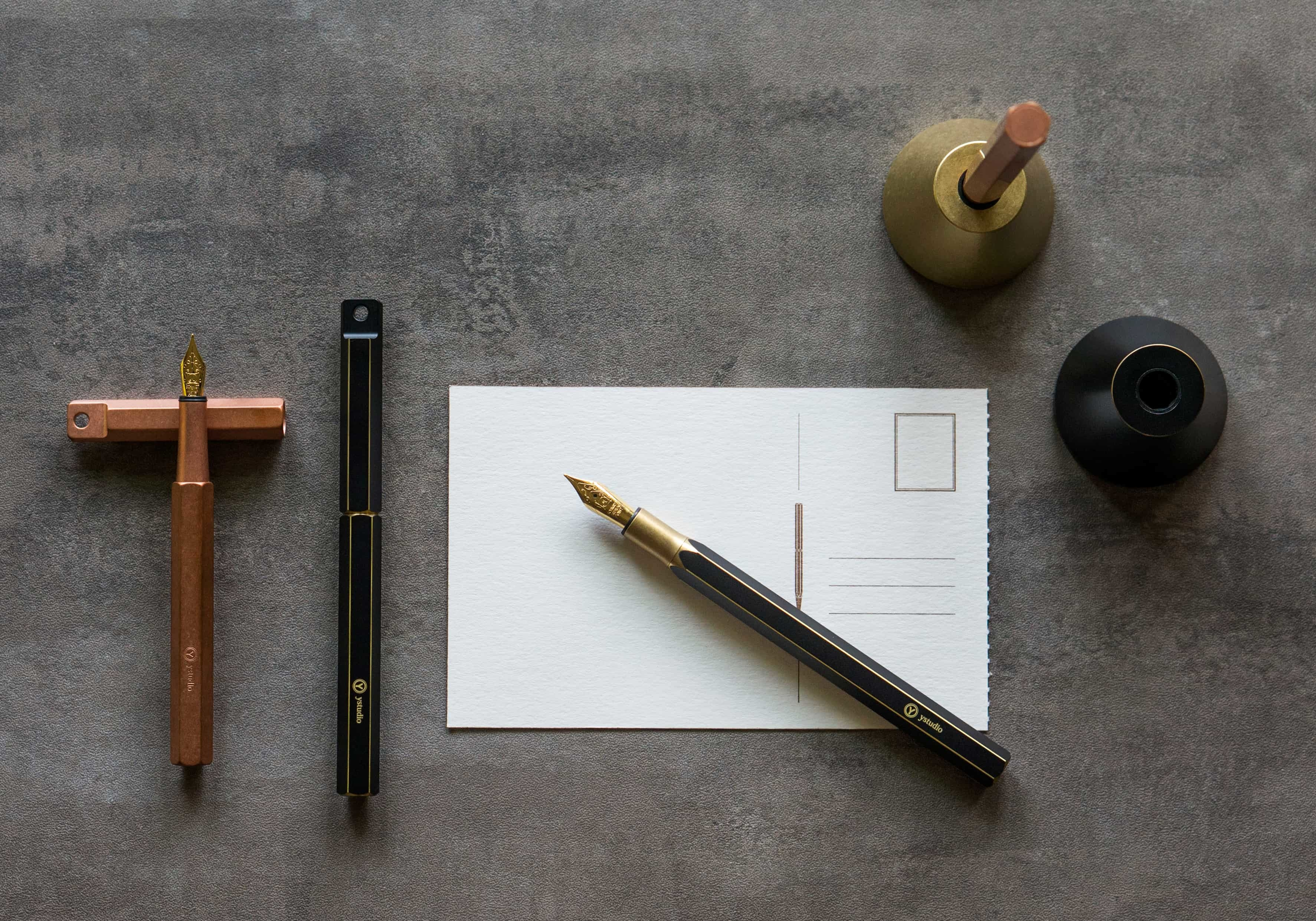 鋼筆品牌推薦物外設計