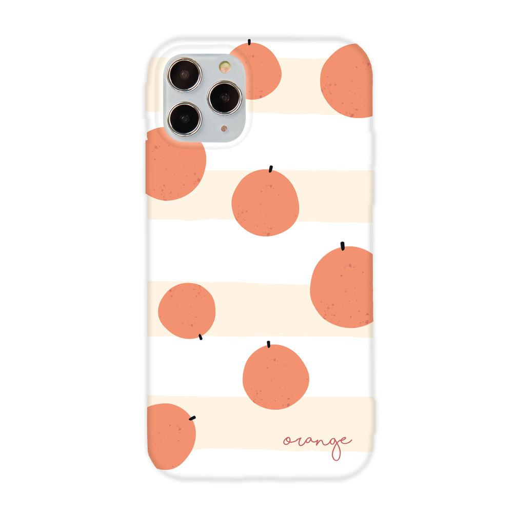 出清SALE【獨家設計】春水果印象設計iPhone手機殼