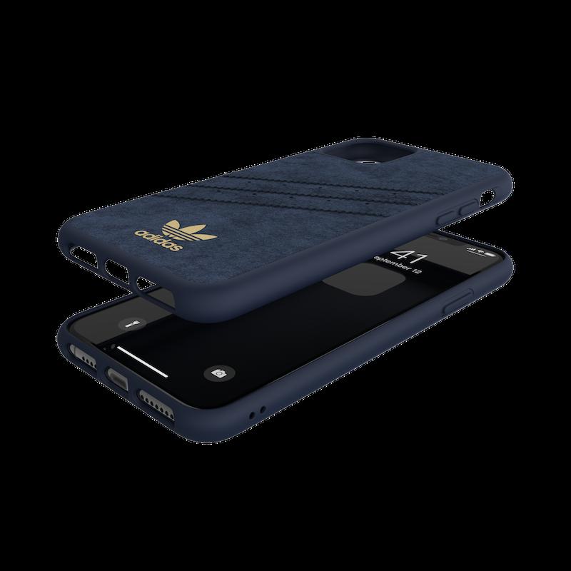 adidas Originals | iPhone 11 / Pro / Pro Max・Samba Premium 麂皮手機殼