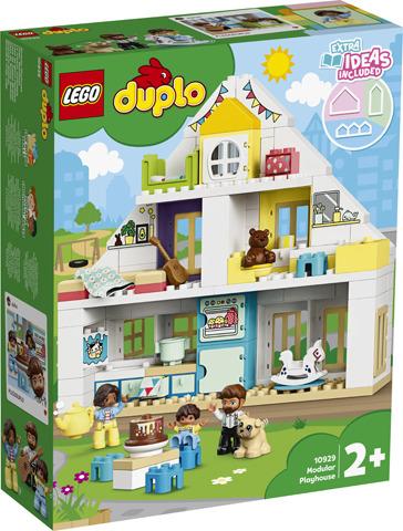 (預訂2020年1月) LEGO 10929 DUPLO - Modular Playhouse