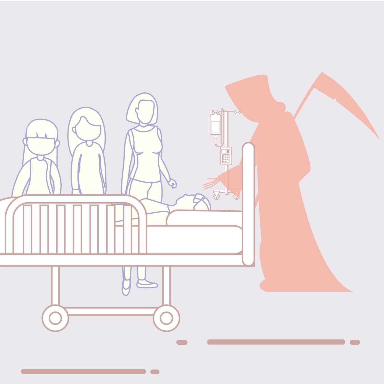 死神帶走媽媽