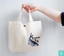 臺南市十大 創意商品特展-臺南刺繡小吃手提包