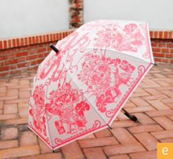 臺南市十大 創意商品特展-八將轉運傘