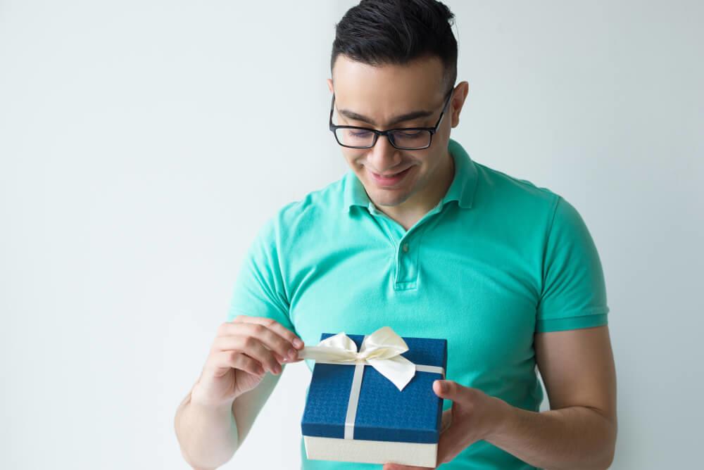 根據興趣準備男生禮物