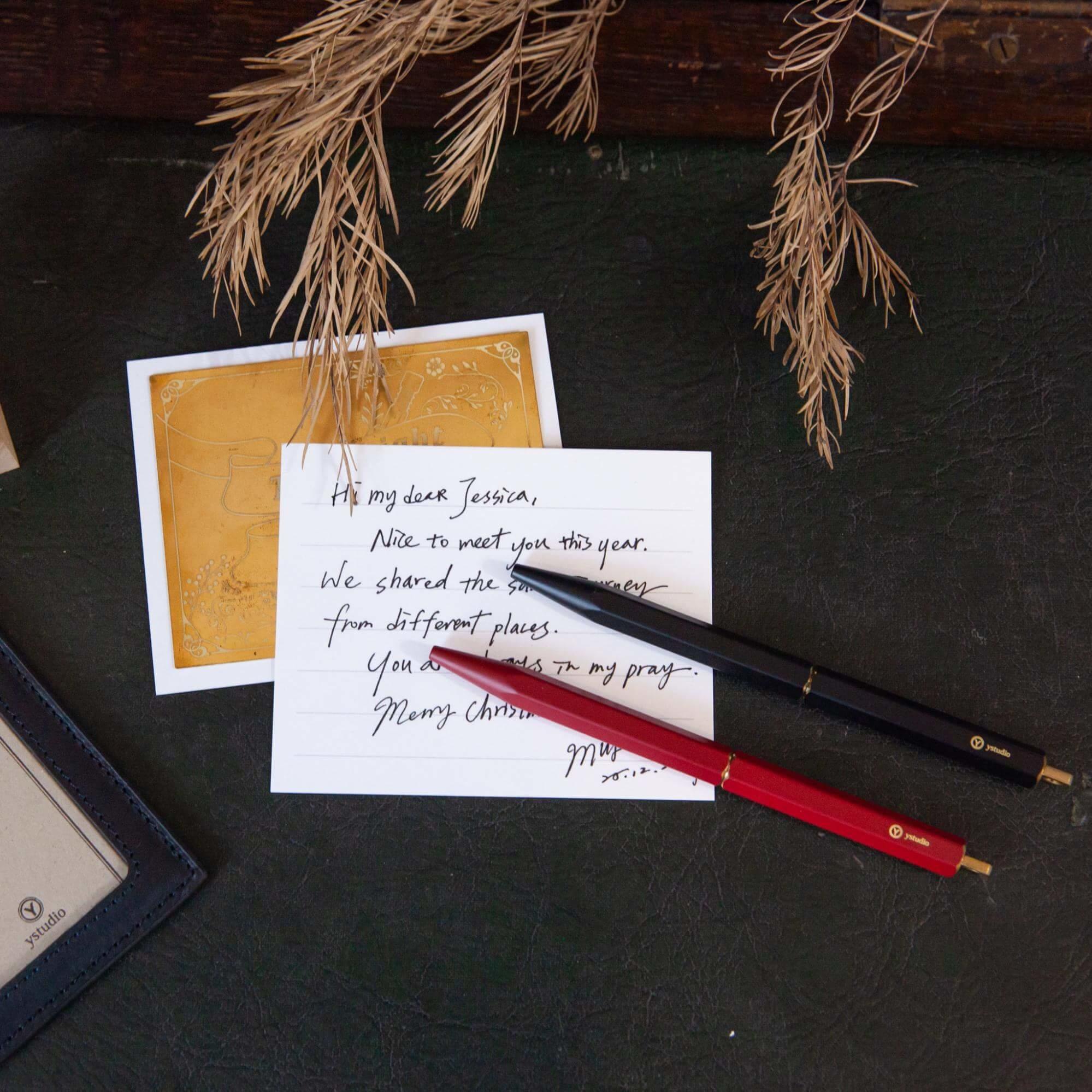 男友禮物手寫卡片