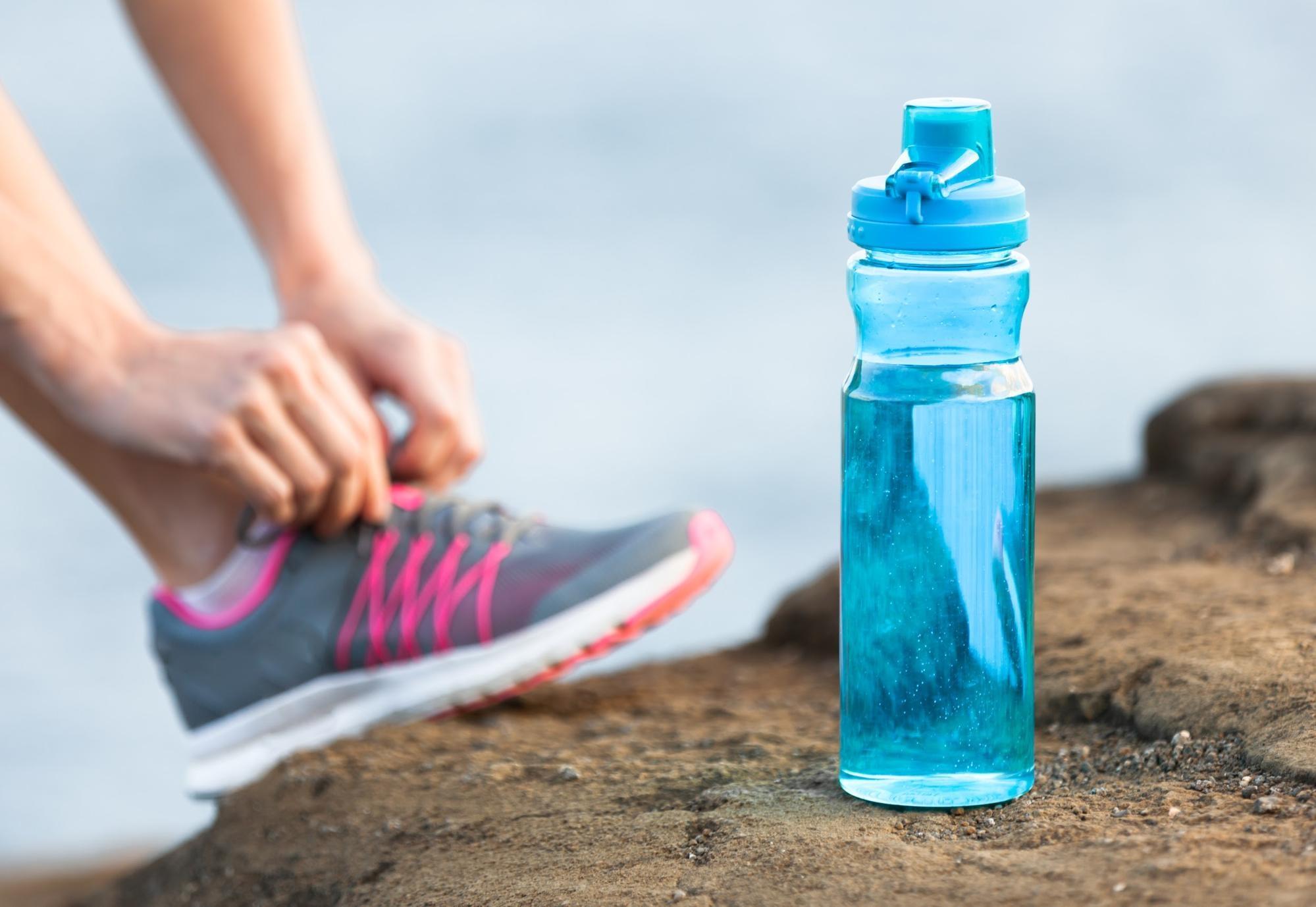 運動完喝水
