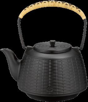 大古鐵器-豐年鑄鐵壺