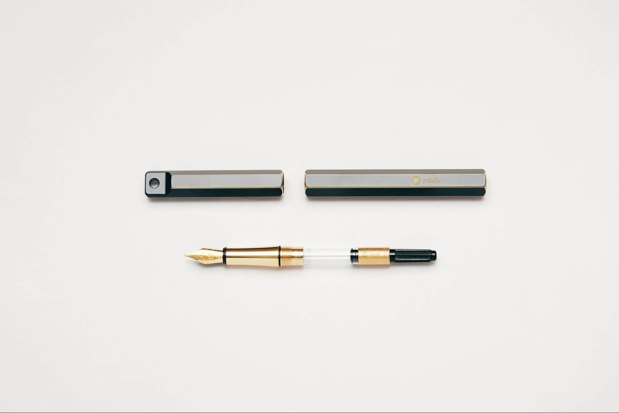 鋼筆吸墨器使用教學