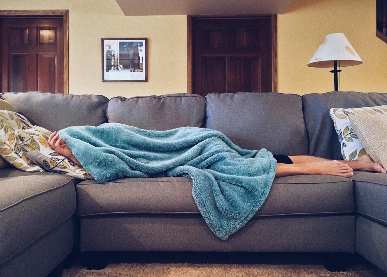 充足的睡眠有助減壓