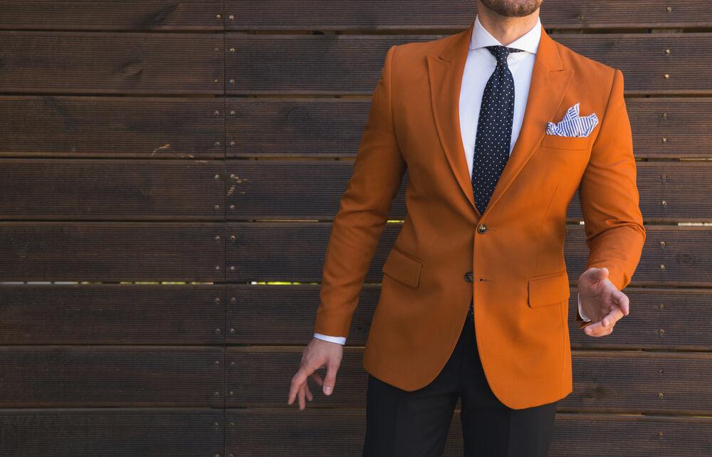 紳士配件:口袋巾