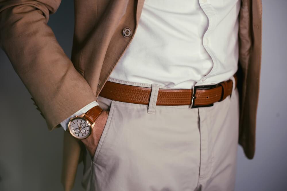 上班服裝穿搭配件:手錶