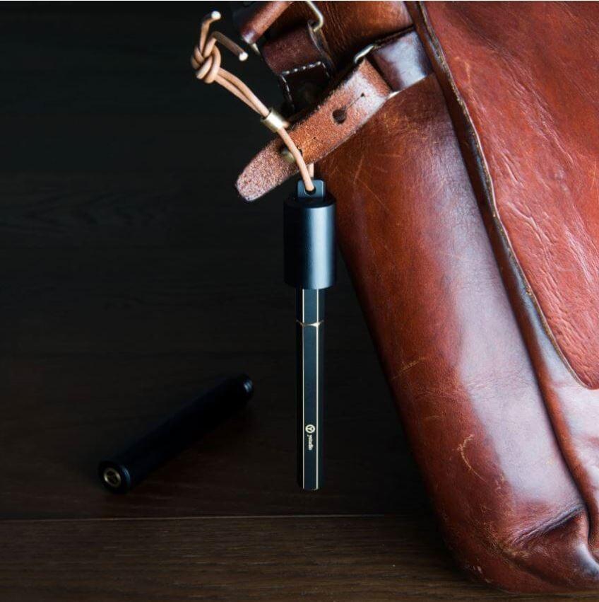 職場穿搭配件推薦:物外設計ystudio隨身鋼筆