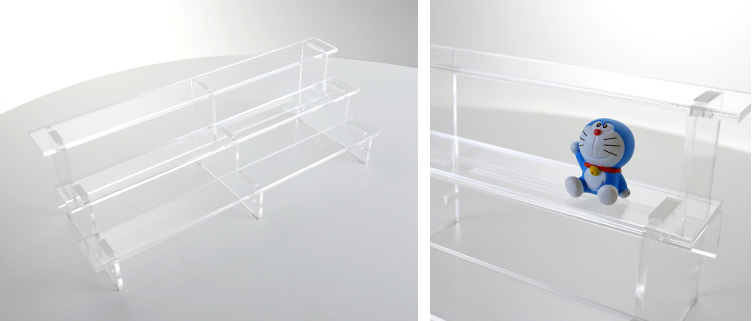 卡榫型結構,輕鬆收納不占空間