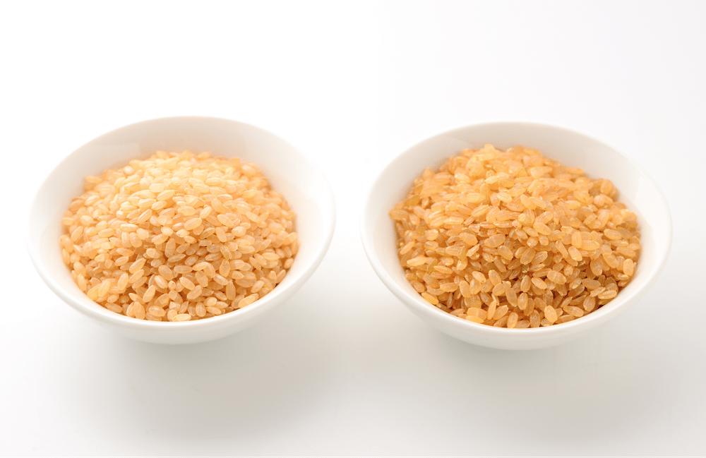 失眠食物:發芽糙米和大豆