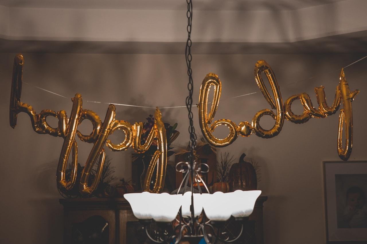 酒店慶祝生日