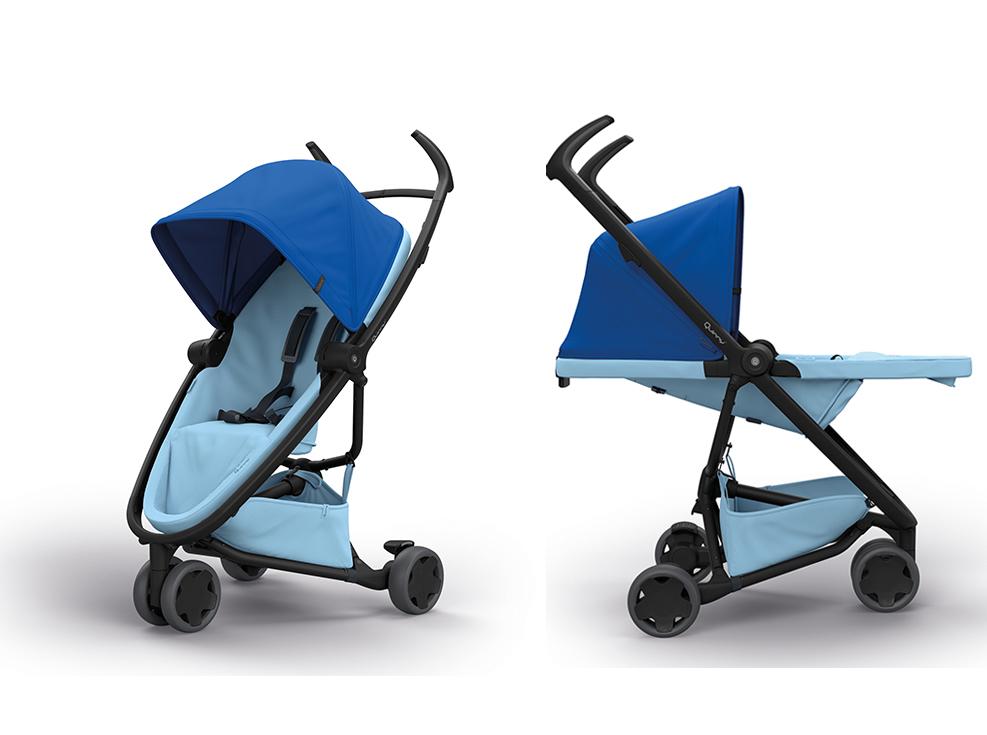 嬰兒推車品牌:Quinny