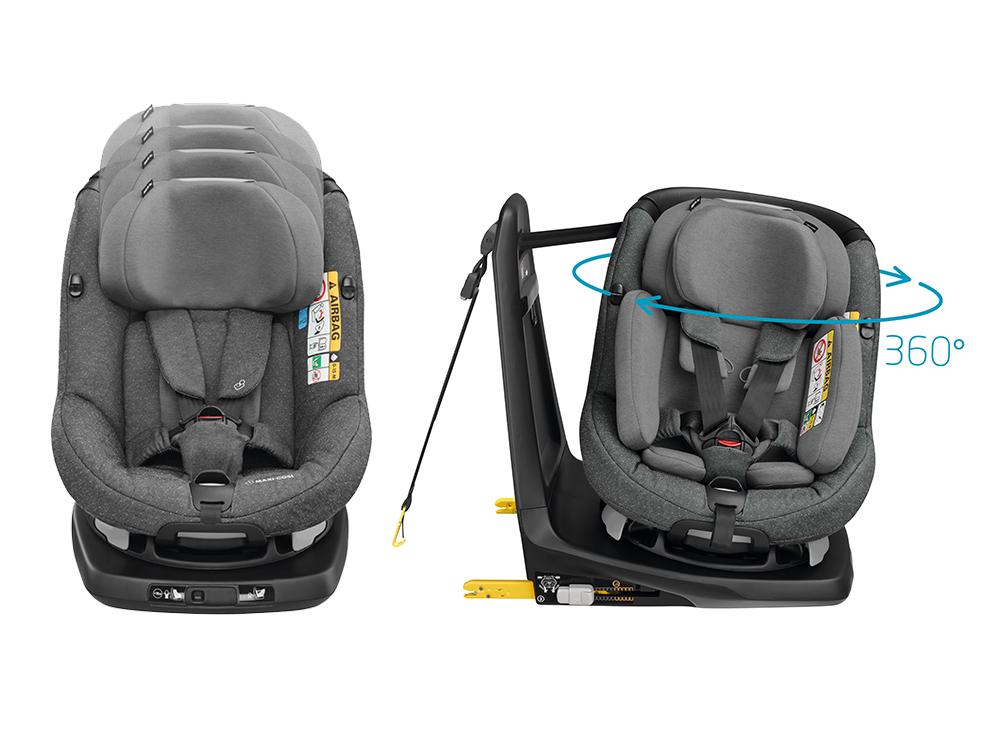 新生兒成長型安全座椅
