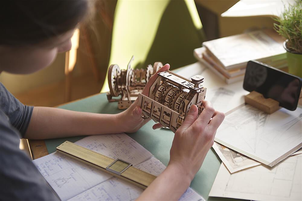 機械 玩具 模型 玩具 動手做 玩具