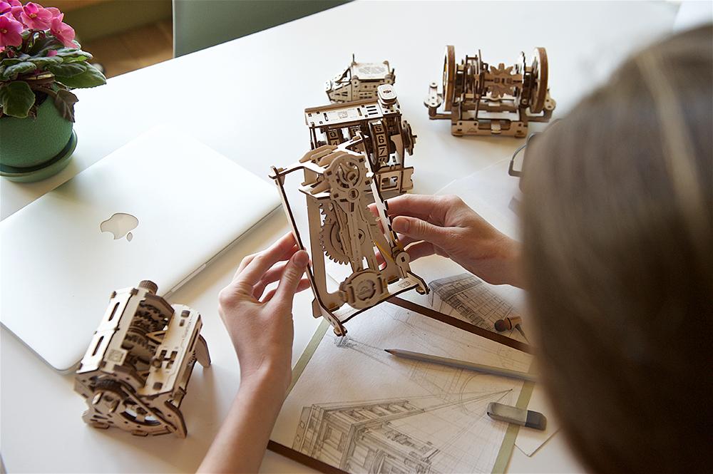 機械 玩具 steam 模型 模型 玩具
