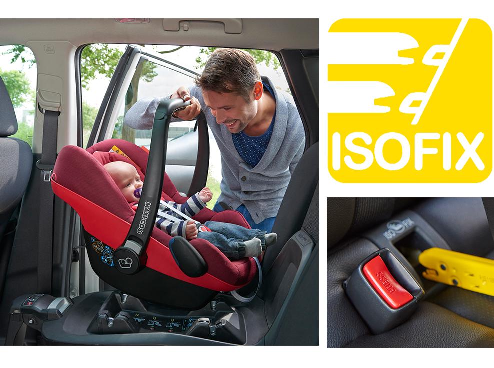 安全座椅ISOFIX