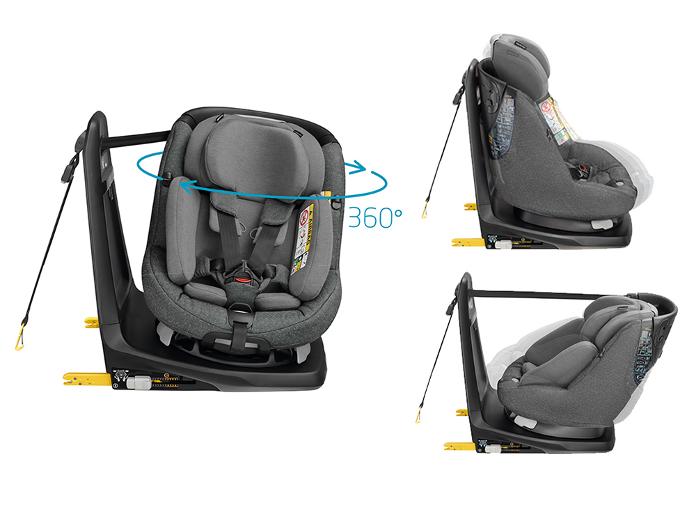 安全座椅ISOFIX推薦