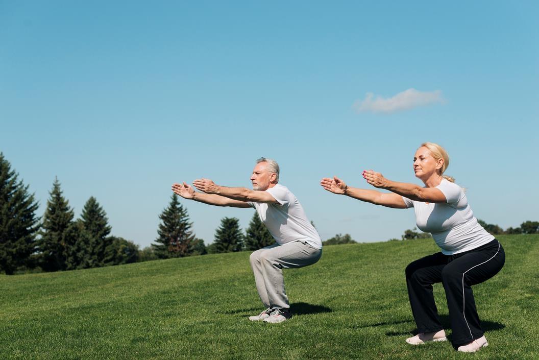退化性關節炎-運動
