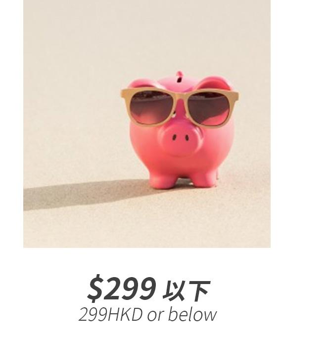 $299以下
