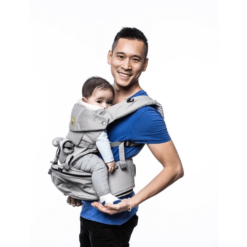 腰凳嬰兒背巾