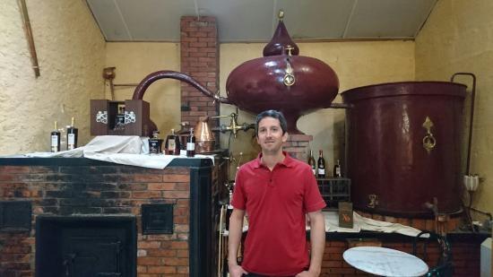 "J.Painturaud ""DUO"" V.S.O.P. Grande Champagne Premier Cru Cognac"