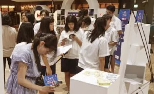 udn 聯合新聞網 採訪報導 未來之門 國立公共資訊圖書館 策展 設計思考