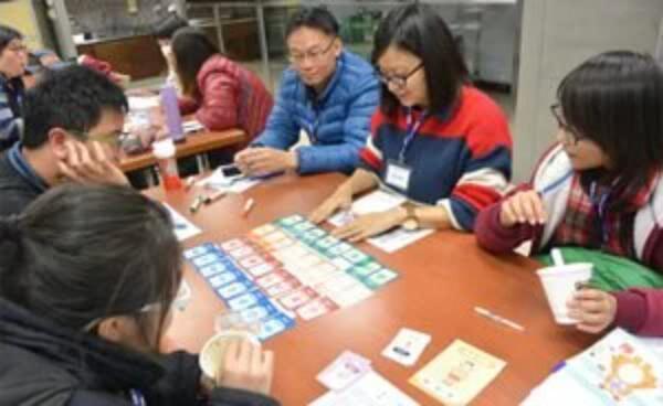 遊戲化 教具設計 嘉義時光屋 台灣文化 地方文史