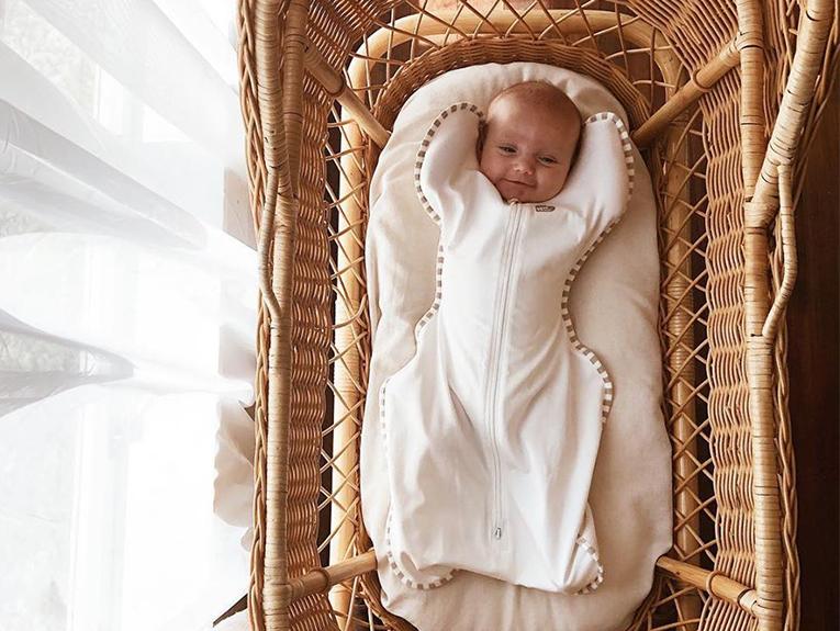 新生兒懶人包巾