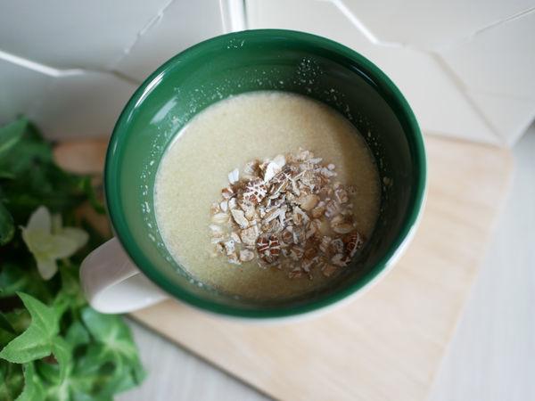 植物奶加穀麥片
