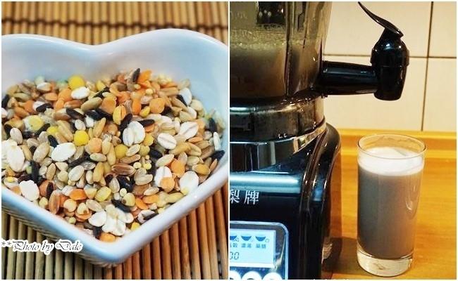 食物調理機做穀物粥
