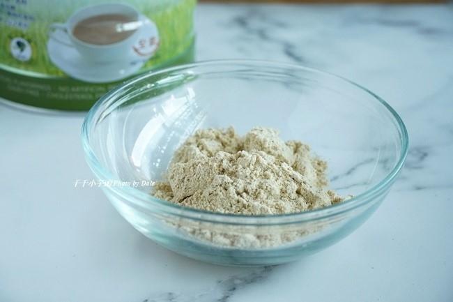 一碗植物奶榖粉