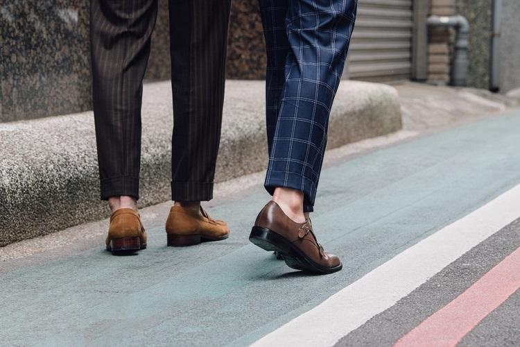 """西裝皮鞋穿搭"""""""