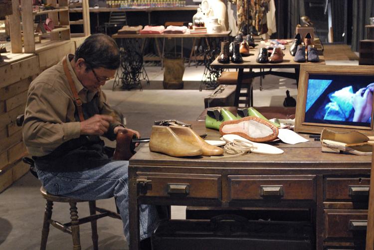 台灣製造皮鞋