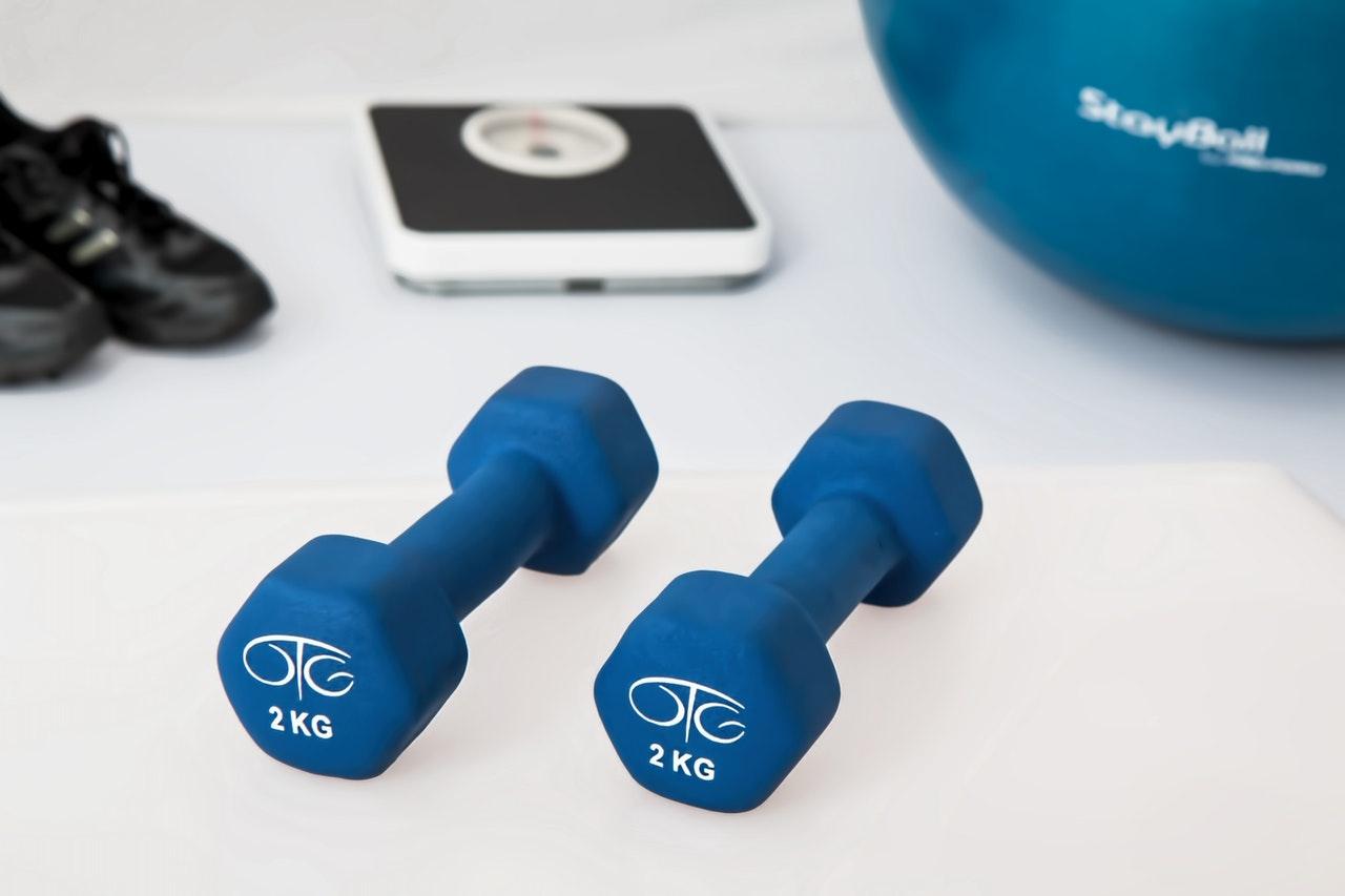 宅在家中可以運動減肥