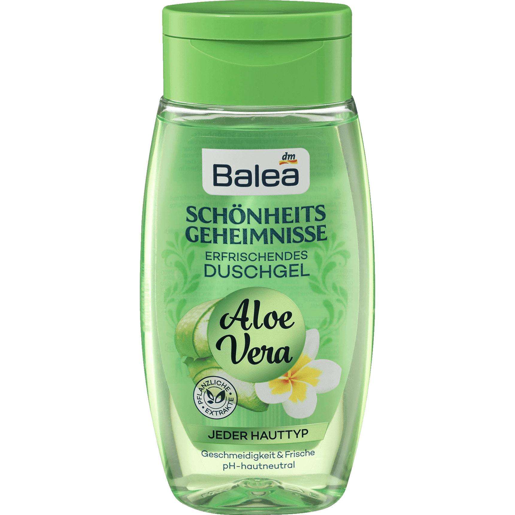 Balea 德國芭樂雅蘆薈保濕沐浴露 (250毫升)