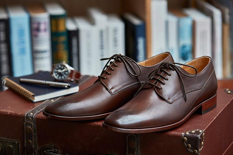 皮鞋保養'