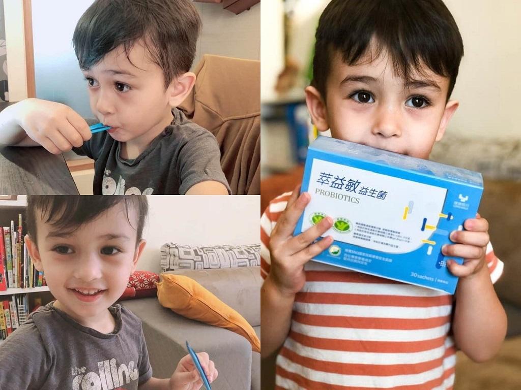 兒童過敏益生菌推薦-萃益敏益生菌真心推薦給過敏體質的媽媽寶寶