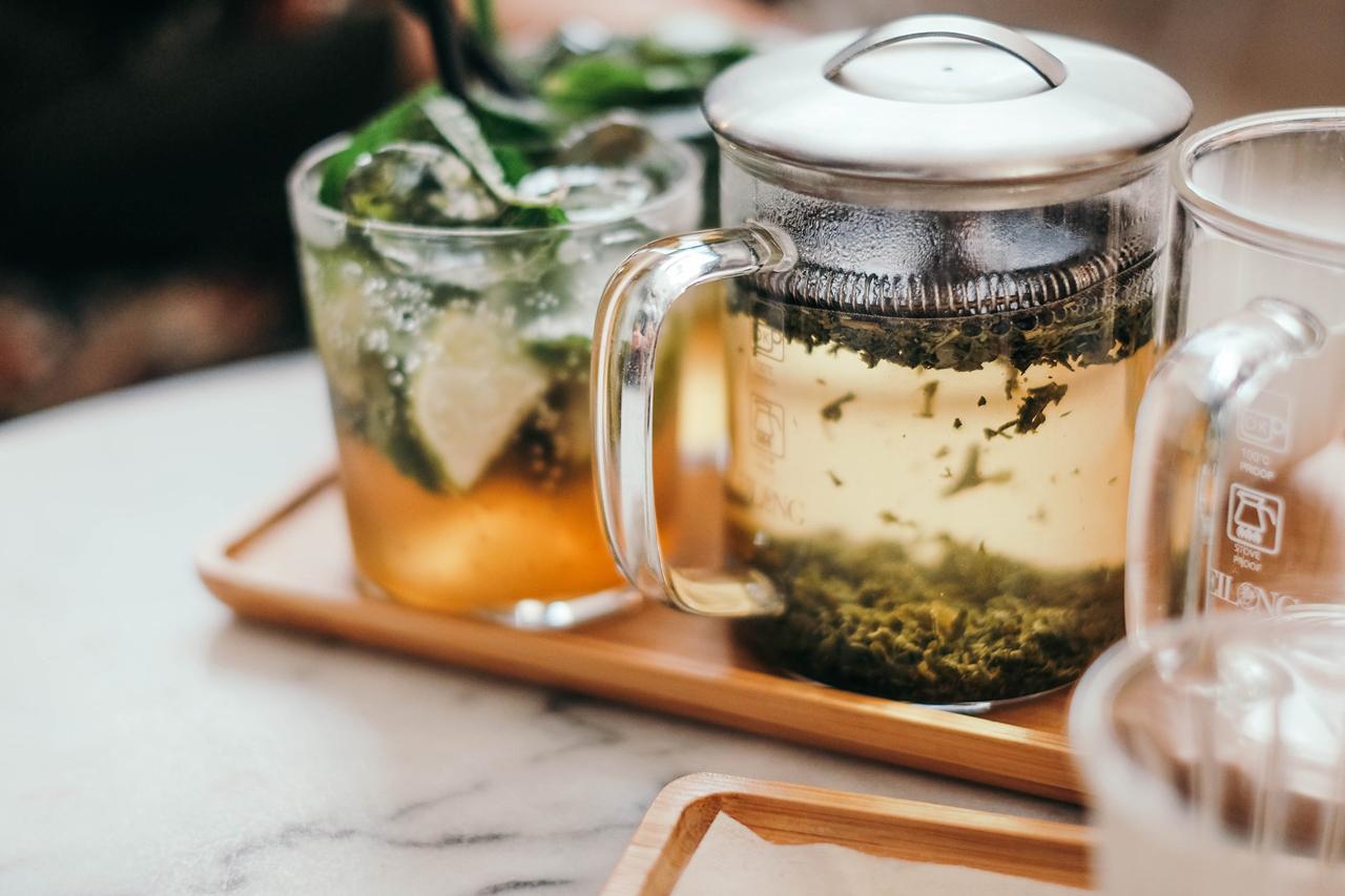 減肥食材綠茶