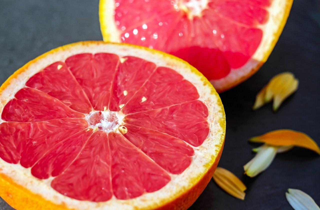 減肥食材西柚