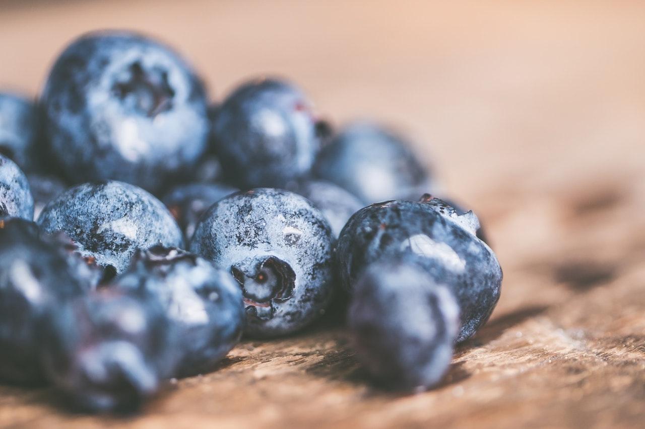 減肥食材藍莓